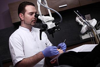 Leczenie endodontyczne